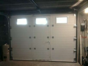 Porte de garage atelier vogel menuiseries alu pvc for Porte de garage toulouse