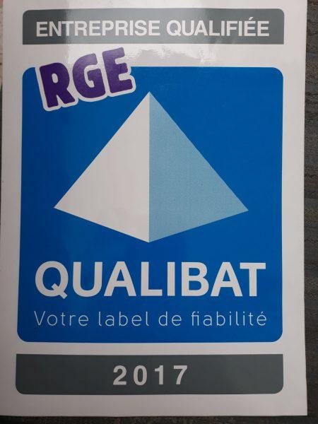 certificat de fiabilité AtelierVogel 2017